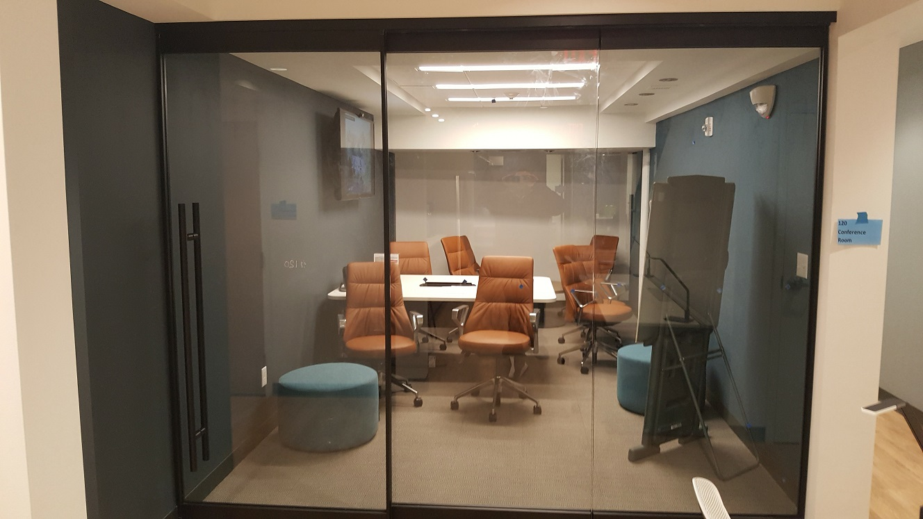 Office Glass Sliding Doors