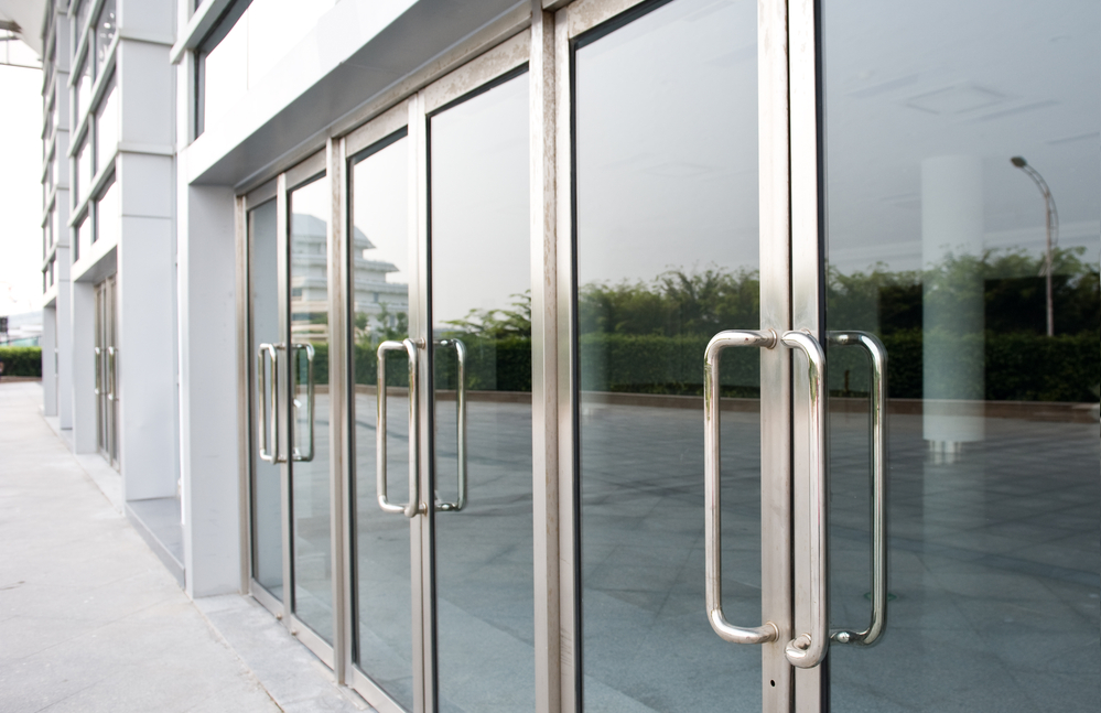 From Doors to Curtain wall to Storefront