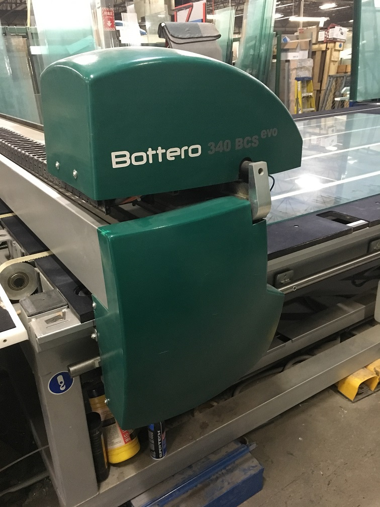 Bottero CNC Glass Cutter