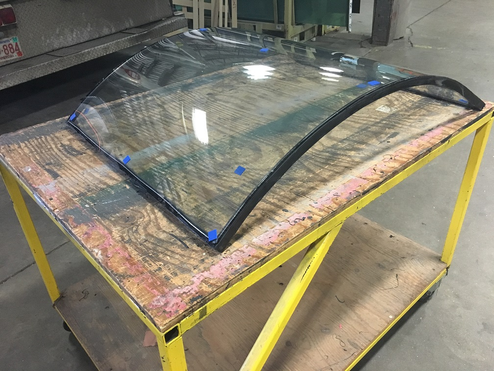 Glass Fabrication Contract Glass Fabricator Massachusetts