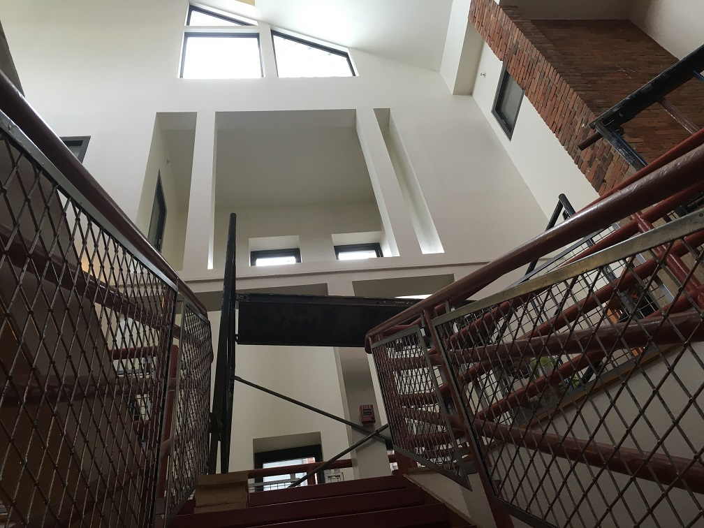 Giant Staircase